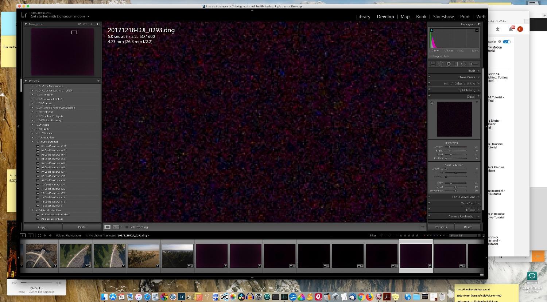 Hot pixels-Mavic Pro,is this normal? | DJI FORUM
