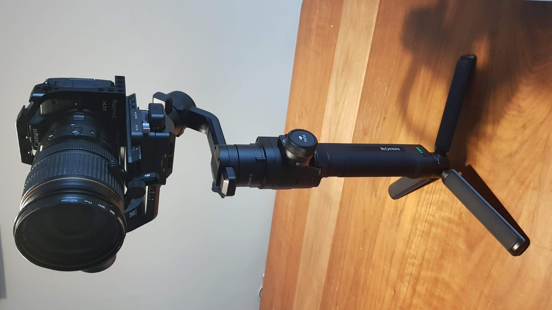 Ronin-S Camera Compatibility List Update | DJI FORUM