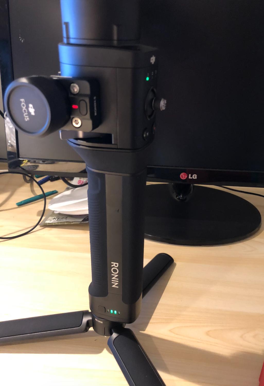 DJI Ronin-S Battery Grip WONT TURN OFF | DJI FORUM